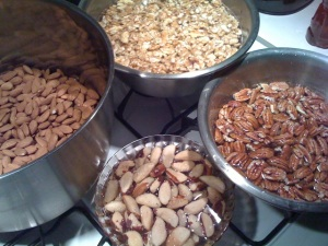 Soaking Nuts image